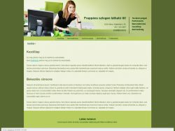 weboldal.viaweb.hu sablon